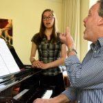 Ausschreibung Professur für Gesang